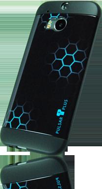 hülle-htc-one-m8-blue-glow-pulsarplus